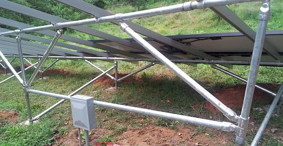 Solar Panel Racking Systems